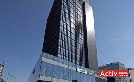 GLOBALWORTH PLAZA spații de birouri București zona nord vedere de ansamblu