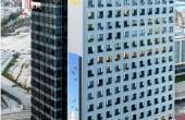 GLOBALWORTH PLAZA închirieri spații birouri metrou Aurel Vlaicu, fotografie aeriană
