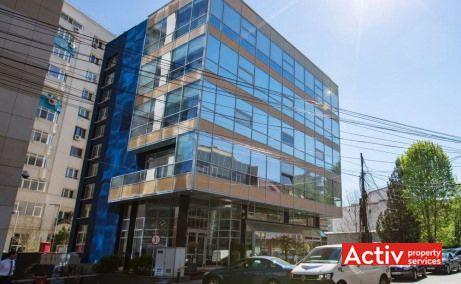 ROMANITZA OFFICE BUILDING spații birouri zona centrală vedere stradală dr Felix