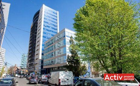 ROMANITZA OFFICE BUILDING spații birouri centru încadrare în zonă