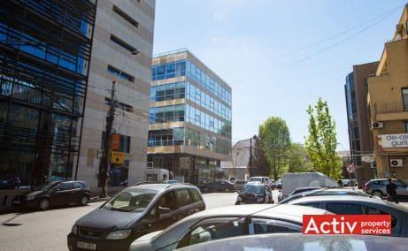 ROMANITZA OFFICE BUILDING închiriere birouri zonă centrală, încadrare în zonă