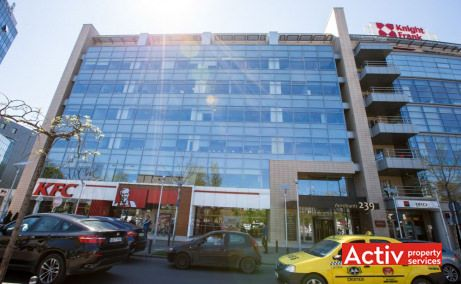 Dorobanți 239 spații birouri metrou Aviatorilor vedere calea Dorobanți
