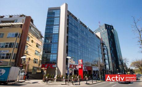 Dorobanți 239 spații birouri zona nord, Televiziune metrou Aviatorilor