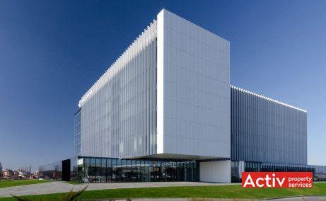 Centrul de Afaceri Oradea închiriere birouri Oradea vederere panoramică
