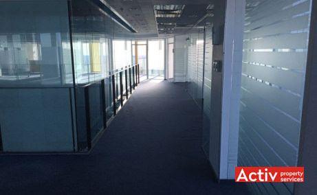 CHARLES DE GAULLE PLAZA spațiu de birouri nord AVIATORILOR vedere interior