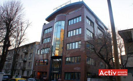CASA STEGA spații birouri nord imagine fațadă