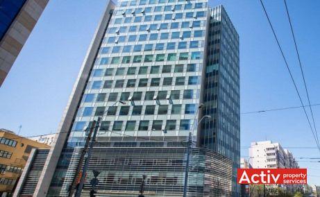 PREMIUM PLAZA birouri de închiriat București central Victoriei fotografie fațadă