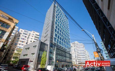 PREMIUM PLAZA închiriere birouri centru fotografie din strada Doctor Felix