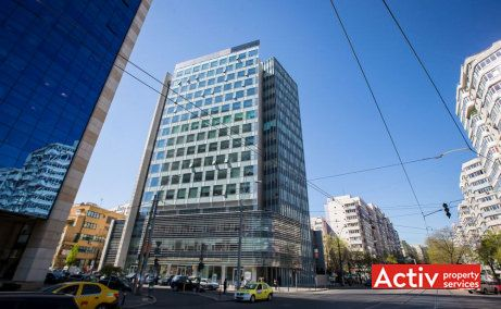 PREMIUM PLAZA spații birou centru Victoriei perspectivă de ansamblu