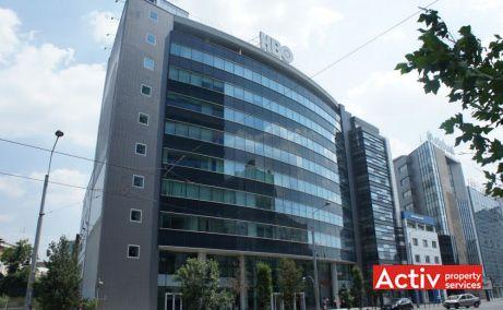 PREMIUM POINT închiriere birouri zona centrală imagine din stradă Buzești
