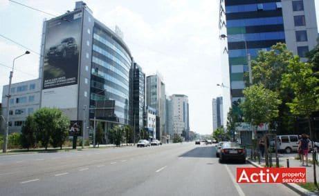 PREMIUM POINT birouri de închiriat București central Victoriei fotografie stradă Buzești