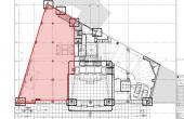 PREMIUM POINT spații birouri zona centrală plan etaj