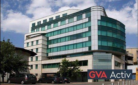 CASA MOȘILOR spații birou centru perspectivă fațadă