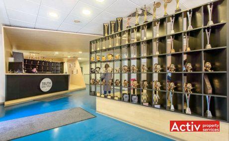 JULES MICHELET OFFICE BUILDING birouri de închiriat București fotografie interior recepție