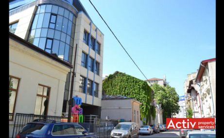 JULES MICHELET OFFICE BUILDING închiriere birouri zona centrală imagine din strada Jules Michelet
