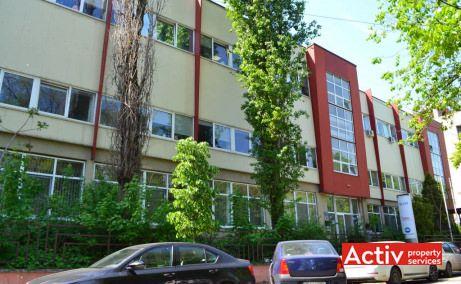 DOMENII OFFICE BUILDING închiriere birouri nord perspectivă încadrare în zonă