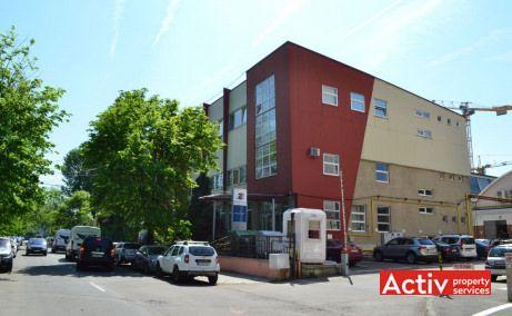 DOMENII OFFICE BUILDING închiriere birouri zona nord imagine stradă Copilului