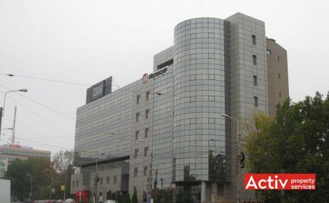 GLOBAL BUSINESS CENTER birou de închiriat București metrou Politehnica perspectivă încadrare în zonă