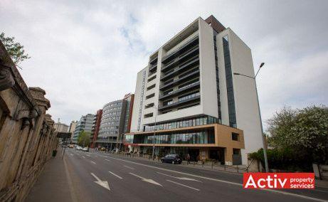 IZVOR 80 închiriere birouri zona centrală imagine din strada Izvor