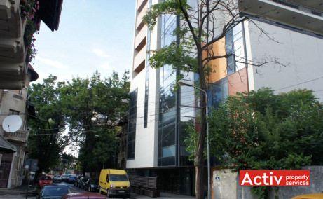 AUREL VLAICU BUSINESS CENTER spațiu de birouri centru Stefan cel Mare imagine fațadă