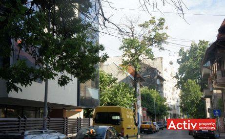 AUREL VLAICU BUSINESS CENTER închirieri spații de birouri Piața Romană fotografie exterioară