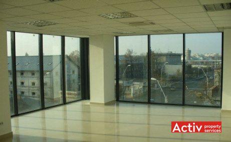 PLEVNEI 202 spațiu de birouri centru Grozăvești imagine interior open space
