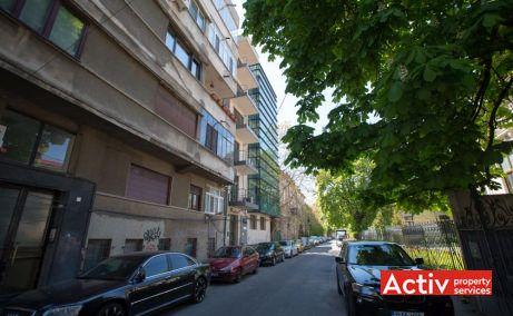 NEGUSTORI OFFICE BUILDING birouri de închiriat în București ultracentral perspectivă încadrare în zonă