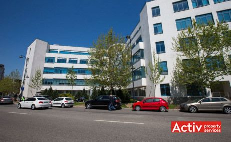 BECTRO CENTER spații birouri centru vedere din strada Sfanta Vineri