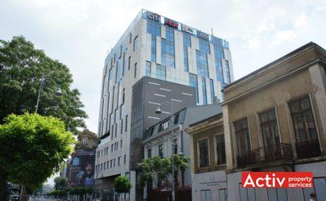 VICTORIA CENTER închirieri spații birouri București zona centrală vedere de ansamblu