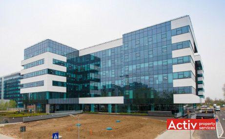 METROFFICE închirieri spații birouri București zona nord, fotografie clădire