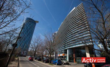NOVA BUILDING birou de închiriat București metrou Aurel Vlaicu încadrare în zonă