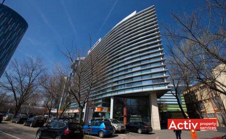 NOVA BUILDING spațiu de birouri metrou Aurel Vlaicu, fotografie exterioară a clădirii