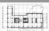 HQ VICTORIEI spațiu de birouri zona centrală Piața Victoriei plan