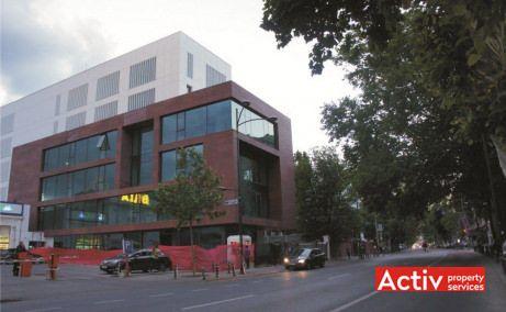 DOROBANTI 33A birouri de închiriat în București ultracentral vedere calea Dorobanți