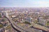 Business Garden Bucharest birouri de închiriat în București perspectivă încadrare în zonă