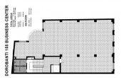 Dorobanți 155 birou de inchiriat Bucuresti nord Piața Dorobanți plan