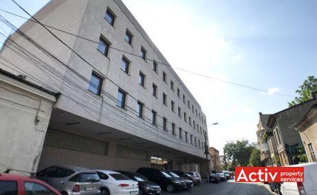 Vulturilor 12-14 birouri de închiriat în București zonă centrală strada Vulturilor
