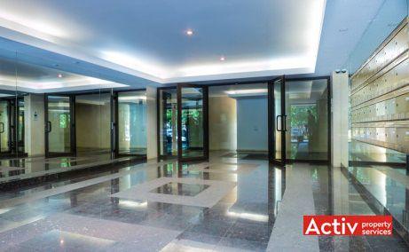 Primaverii Plaza birou de închiriat București metrou Aviatorilor fotografie interior