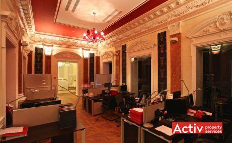 Dionisie Lupu 70-72 spațiu de birouri în București centru imagine interioară