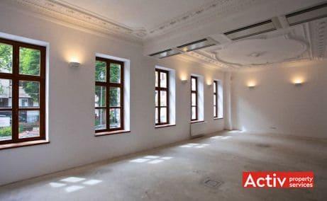 Dionisie Lupu 70-72 închiriere birouri centru Piața Lahovari open space