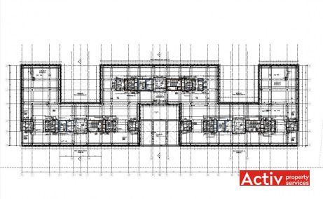 Swan Office & Technology Park, plan general