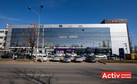 Birouri De Închiriat În Helios Business Center Pallady