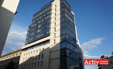 Excelsior Tower închiriere birouri imagine din strada Cristian Popișteanu