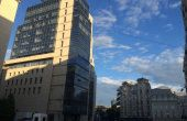 Excelsior Tower spațiu de birouri Piata Revoluției perspectivă de ansamblu