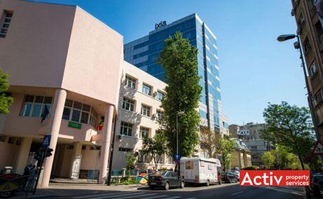 Union 2 birouri de închiriat ultracentral vedere din strada Știrbei Vodă