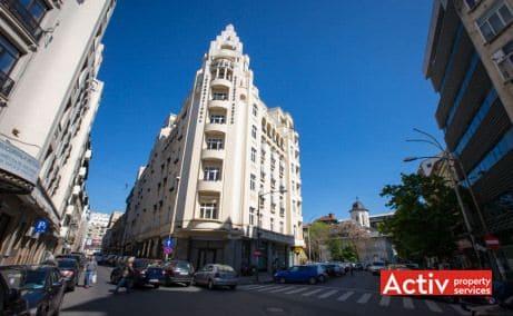 Union 1 birouri de închiriat perspectivă intersecția Academiei cu Ion Câmpineanu