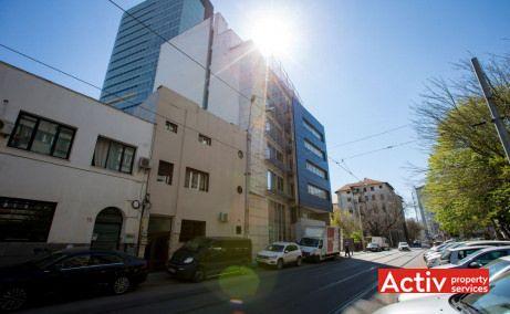 Dr. Felix 70 închiriere birouri zona centrală Victoriei fotografie din strada Dr Felix
