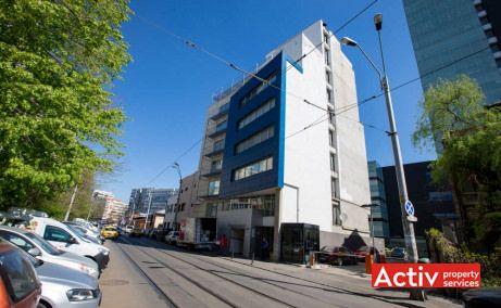 Dr. Felix 70 spațiu de birouri centru Piața Victoriei perspectivă încadrare în zonă