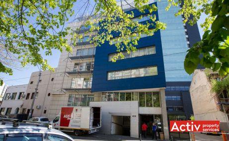 Dr. Felix 70 birouri de închiriat în București Piața Victoriei vedere fațadă