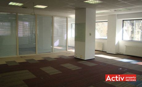 Floreasca Business Center spații birouri zona nord Piața Floreasca imagine interioară